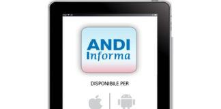 App dedicata alla rivista ANDI Informa