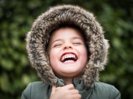 S.I.O.I un bambino che sorride