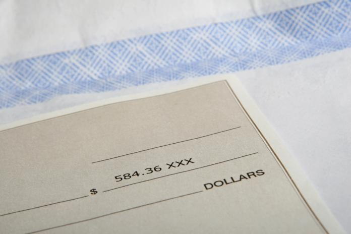 assegno non trasferibile