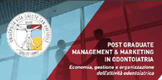 Post Graduate di Management & Marketing in Odontoiatria Università Vita Salute S. Raffaele Milano AA2018