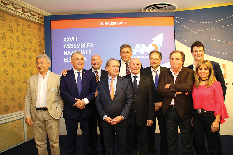 direttivo ANDI nazionale 2018-2022
