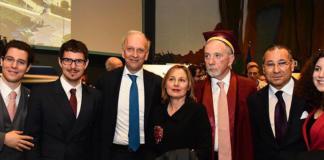 inaugurazione anno accademico università vita salute san raffaele