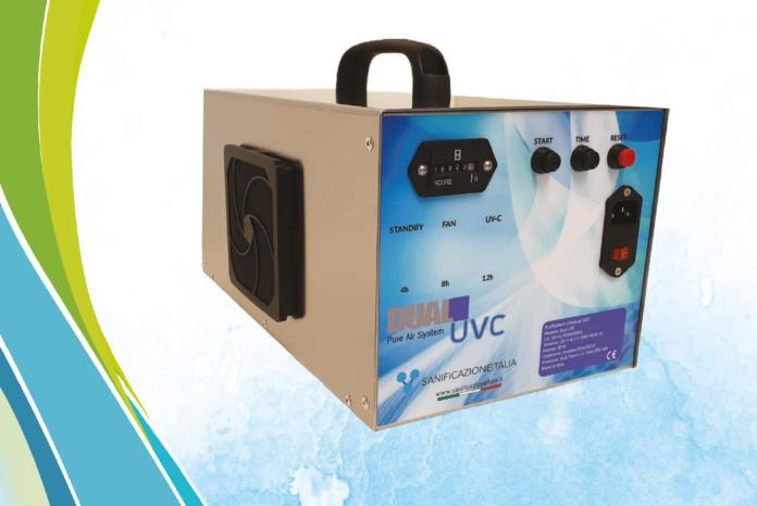 Dual UV C